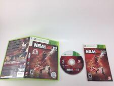 NBA 2K12 (Microsoft Xbox 360, 2011) Complete Michael Jordan Cover FAST FREE SHIP