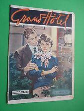 Grand Hôtel Magazine 1952 334 Nous Faisons Le Paix ? - Marina Berti Maria Bailey