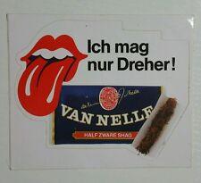 Pegatina/sticker: Van Nelle half zware Shag-me gustan sólo dreher (26081666)