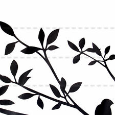 Removable Art Wall Decor Paper Sticker Mural Decal Vinyl Tree Living Room Wall
