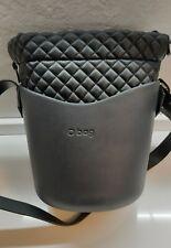 Borsa O'Bag secchiello nera originale - O Bag modello O'Basket
