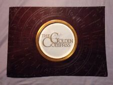 GOLDEN COMPASS Movie RARE Theatrical Announce Brochure - 2004 Large Nice