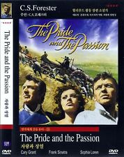 The Pride and the Passion (1957) Cary Grant / Frank Sinatra DVD NEW *FAST SHIP.*