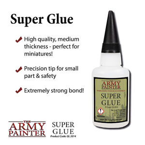 The Army Painter 20g Super Glue Wargaming Miniatures GL2014