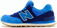 Scarpe da ginnastica da uomo blu NB 574