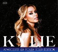 Kylie - Aphrodite Les Folies Tour Edition [New & Sealed] 3CDs