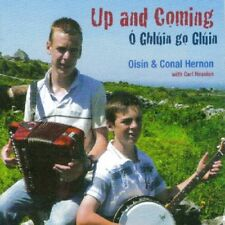 Oisin and Conal Hernon - Up And Coming (O Ghluin Go Gluin) [CD]