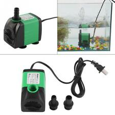 Aquarium  Water Pump 220V Submersible Pump Fish Pond Fountain