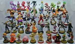 rare Amiibo lot PICK CHOOSE Super Smash Bro Splatoon Zelda Fire Emblem Mario