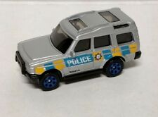 New Loose 2016 Matchbox Land Rover Discovery Walmart Exclusive Police 4x4 SUV
