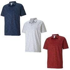 Puma Para Hombres Camisa Polo Golf mattr volición barbacoa 599437-nuevo 2021