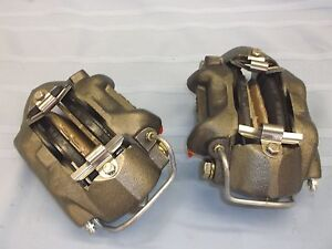64 MUSTANG FACTORY STYLE DISC BRAKE CALIPERS K/H STYLE