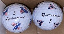 New listing TaylorMade TP5 Pix USA Golf Balls