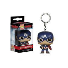 Funko Pocket Pop Keychain Captain America Vinyl Figure Keyring Gift