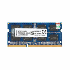 Per Kingston 8GB PC3 12800 DDR3 1600MHz 204pin SO-DIMM Laptop Memory RAM HD02
