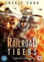 Ferrovia Tigri DVD Nuovo DVD (KAL8576)