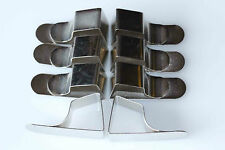8 TABLE CLOTH CLIPS British made Steel Same Day Despatch British Seller