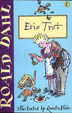""" ESIO TROT "" by Roald Dahl (Promotional Paperback Edition 2004) - PUFFIN BOOKS."