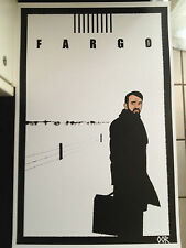 Fargo poster print