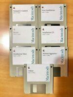 7 Floppy Disk System 7.1.2 Italiano per Macintosh 1,44 Mb