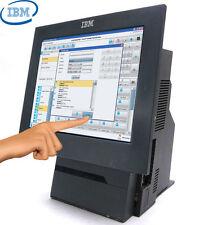 "IBM 15"" Touch Screen SurePOS 500 Series 4840-544 POS Cash registers XP PC"