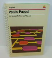 Apple 11 Pascal - Language Referenc Manual