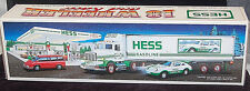 1992 Hess 18 Wheeler Truck and Racer MINT NEW IN BOX - FREE SHIPPING [S6080]