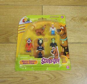 Character Building Scooby Doo Mini Figure Set NIB