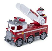 Paw Patrol Ultimate Rescue Marshall's Fire Truck   Moving Ladder   Flip-open Cab