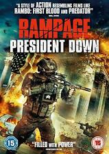 Rampage - President Down (DVD) **NEW SEALED** FREE POST**