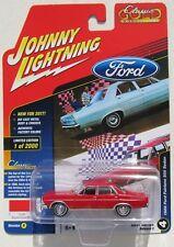 JOHNNY LIGHTNING CLASSIC GOLD 1966 FAIRLANE 500 SEDAN 1 of 2,000 Version A #4