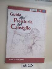 GUIDA ALLA PREISTORIA DEL CANSIGLIO (45 C 3)