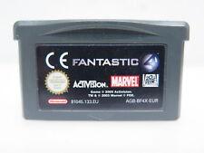 Fantastic 4 | Nintendo Game Boy | Gameboy Advance | Spiel nur Modul | Gut