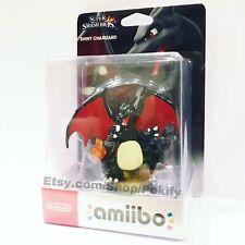 Pokemon Amiibo Shiny Charizard Figure Custom Made