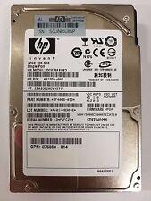 HP DG072ABAB3 72GB HDD SAS P/N: 431954-002