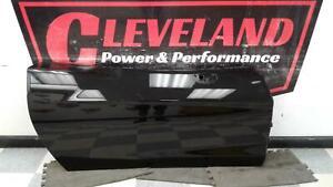 2005-2013 Chevrolet  C6 Corvette OEM RH Right Passenger Door Assembly Black
