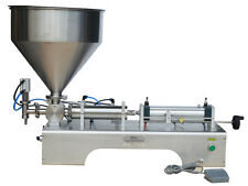 Paste & Liquid Cream  Filling Machine 10-300ml  For Chilli Sauce Toothpaste