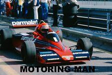 NIKI LAUDA BRABHAM BRM FERRARI PHOTOGRAPHS 11 PHOTOGRAPH SET MOTORING-MAN