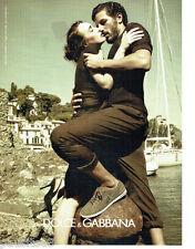 PUBLICITE ADVERTISING 1016  2012  Dolce & Gabbana   haute couture