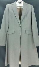 Reed Hill Ladies Saddleseat suit 2 piece Light Brown  stripe poly 8 - USA