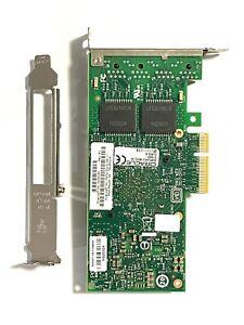 NEW INTEL I350-T4 PCI-EXPRESS RJ45 PCI-E 7070195 4 PORTS GIGABIT SERVER ADAPTER