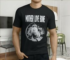 New Popular Mother Love Bone Band Men's Black T-Shirt Size S-3XL