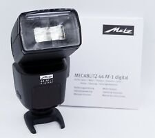 Metz Mecablitz 44 AF-1 Digital Flash for Canon New In Box FREE SHIPPING!!!