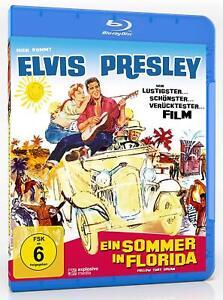 Ein Sommer in Florida - Follow That Dream [Blu-ray/NEU/OVP] Elvis Presley