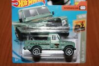 LAND ROVER - SERIE 3 PICK-UP - HOT WHEELS SCALA 1/64