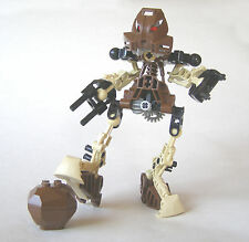 Lego 8531 Bionicle Mata Nui Toa Pohatu complet de 2001 -C80