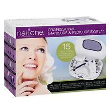 Nailene Professional Manicure Pedicure System 15 Piece Mani Pedi NEW