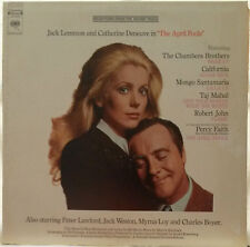The April Fools Soundtrack LP Sexy Catherine Deneuve Taj Mahal Mongo Santamaria