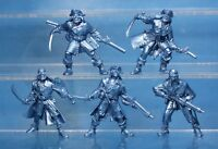 Plastic Toy Soldiers Pirates XVI century set 1:32 54 mm
