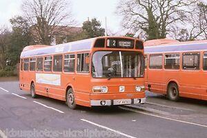 MIDLAND RED TELLUS TOF687S 6x4 Bus Photo